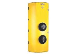 ALDIN BSX2 SOLAR Acero inoxidable-2 serp. ext1500-5000lts