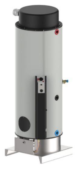 Nuevos Calentadores ACS a gas y bajo NOx