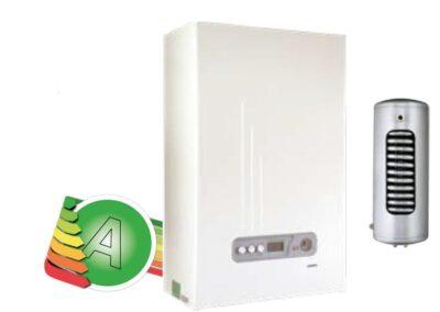 ABI / ABI CompactMural doméstica-CondensaciónAcero inoxidableDe 21 a 32 kW