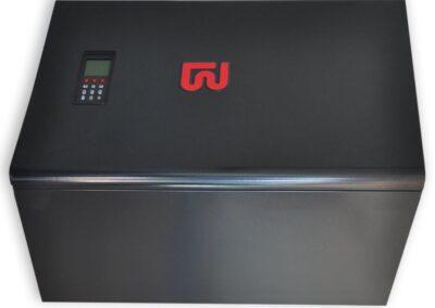 Aldin EVO MBMural-CondensaciónAcero Inoxidable58 a 113 kW