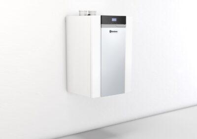 RENDAMAX R0Mural-CondensaciónAcero Inoxidable60-200kW